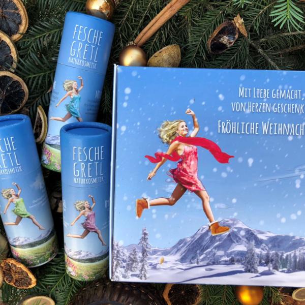 Fesche Gretl Weihnachtsbox, Weihnachtsbox kaufen