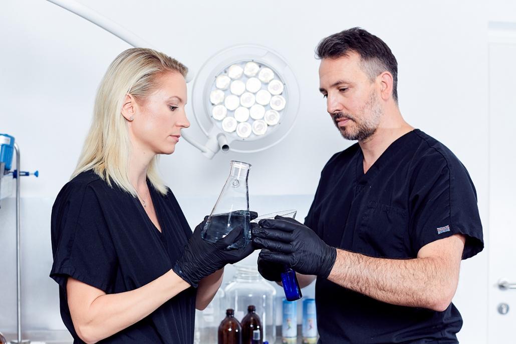 Fesche Gretl Erfinder Mag. Carina und Dr. Matthias Koller